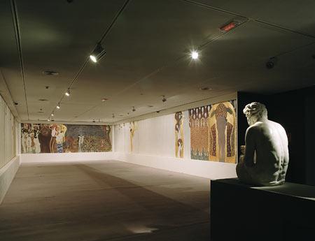 <b><font color=#BEB80A> Klimt en Madrid </b></font>